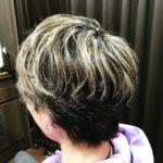 髪を伸ばしがちなこの季節に、、、